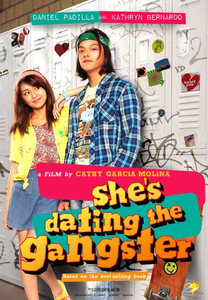 She dating gangster too full story