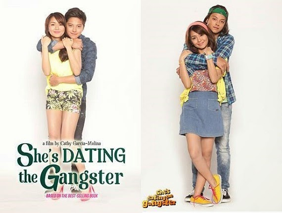 Kathniel photoshoot shes dating the gangster cast
